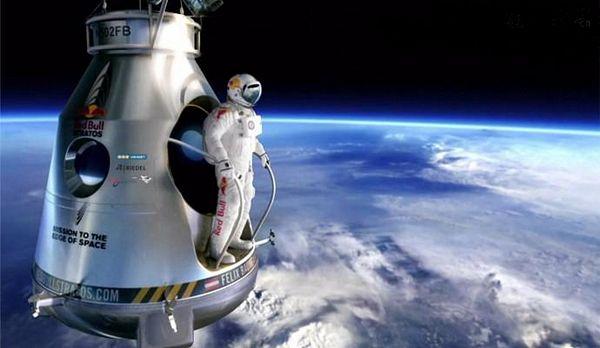 Pogledajte do sada neviđeni snimak Feliksovog skoka iz svemira! (VIDEO)
