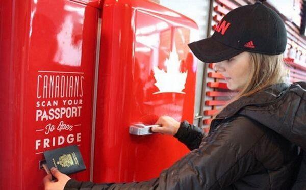 Soči: Kanađani imaju frižider sa pivom