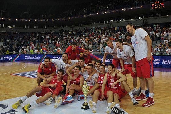 Srbija u grupi sa Španijom i Francuskom!