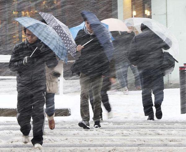 Japan: Sniježna oluja, troje poginulo