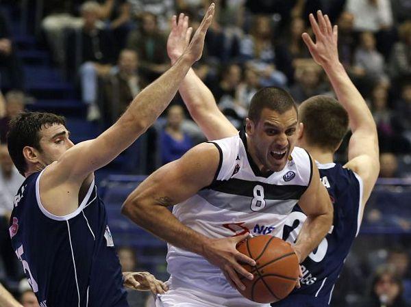 ABA: Partizan teško protiv Širokog