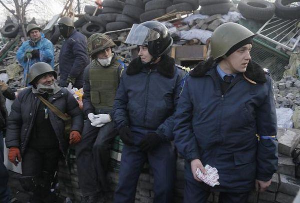 MUP Ukrajine: Služimo narodu