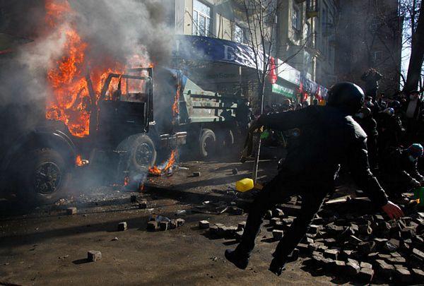 Kijev: Troje mrtvih, 150 povrijeđenih