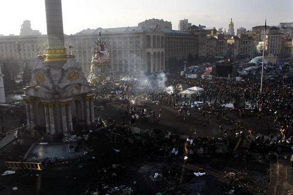 Kijev: Izviždani lideri opozicije
