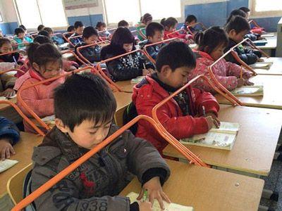 Kina: Šipke osnovcima čuvaju vid
