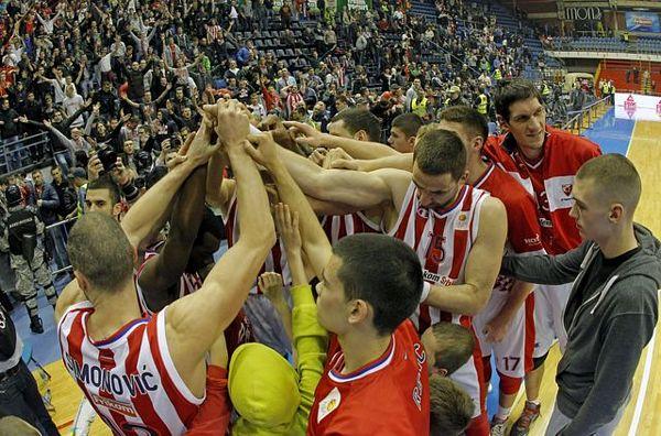Zvezda na Bilbao za nokaut fazu