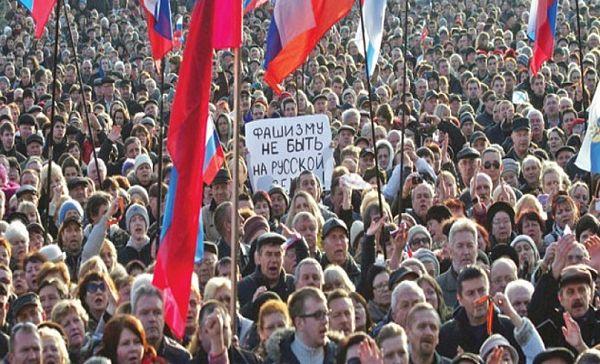 Krim – Regionalne institucije drže naoružana lica