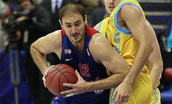Krstić vodio CSKA do pobjede