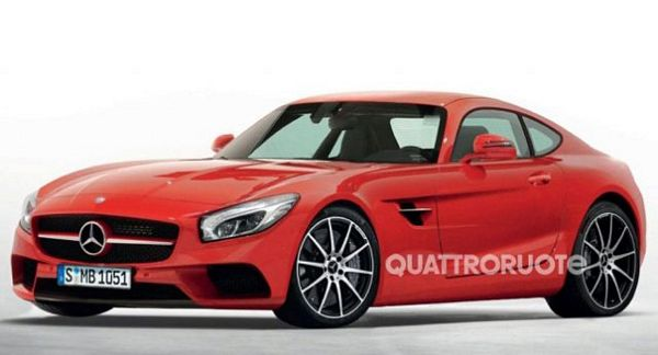 Kako će izgledati mali sportski Mercedes?