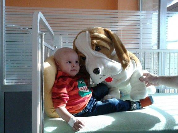 Akcija pomoći za dvogodišnjeg Njegoša Vasića