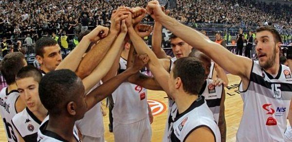 Top 16: Žalgiris – Partizan (18:45)