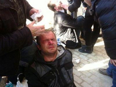 Haos u Prištini, 71 osoba povrijeđena