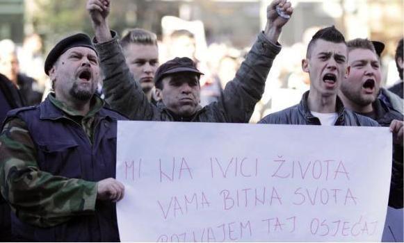 Sarajevo: Deveti dan protesta