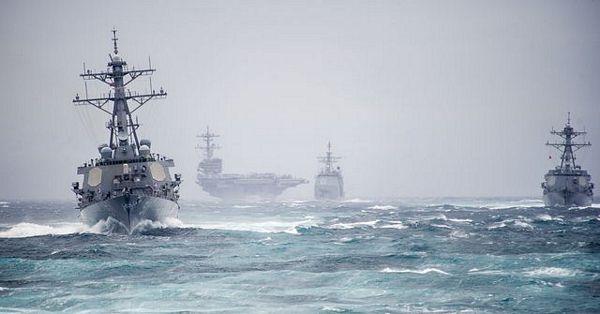 Pred OI u Sočiju: Američki ratni brodovi uplovili u Crno more