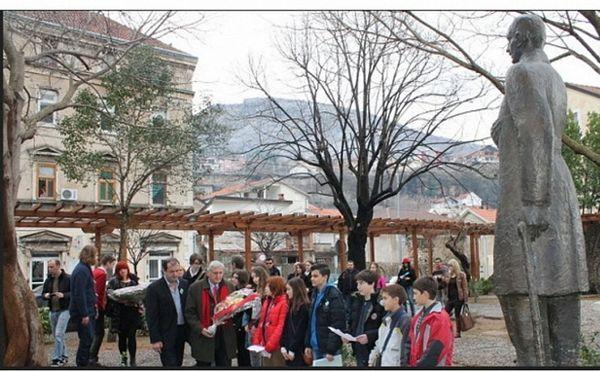 Mostar: Obilježena 90. godišnjica smrti Alekse Šantića
