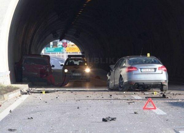 Autoput Banja Luka – Gradiška: Jedna saobraćajka izazavala drugu