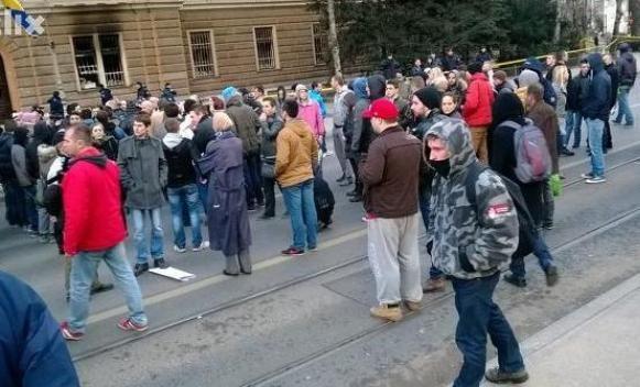 Okončani protesti u Sarajevu, najavljeno novo okupljanje