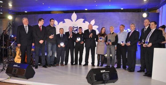 Izbor najboljih sportista Grada 14. februara u Banskom dvoru