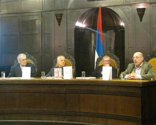 """Promovisana knjiga """"Srebrenička podvala"""""""