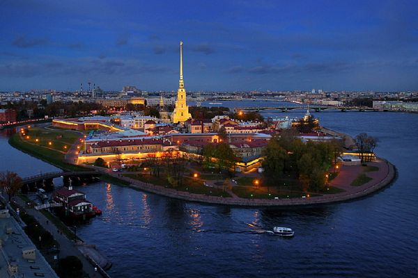 Sankt Peterburg: Pljačka od 4,3 miliona dolara