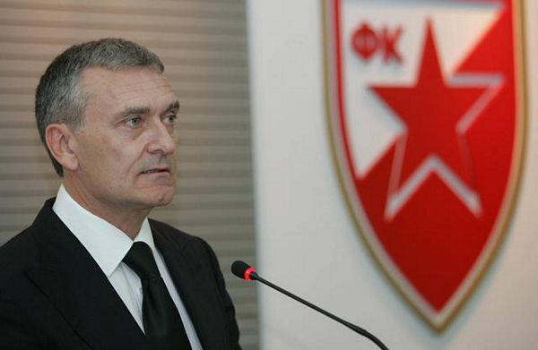 Stojadinović blokirao Zvezdu: 300.000 evra uplatite do sutra!