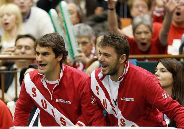 Švajcarci u četvrtfinalu