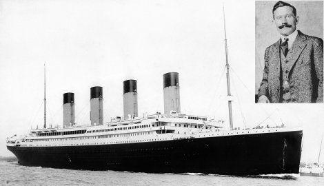 Nevjerovatna priča o Srbinu koji je preživio brodolom Titanika