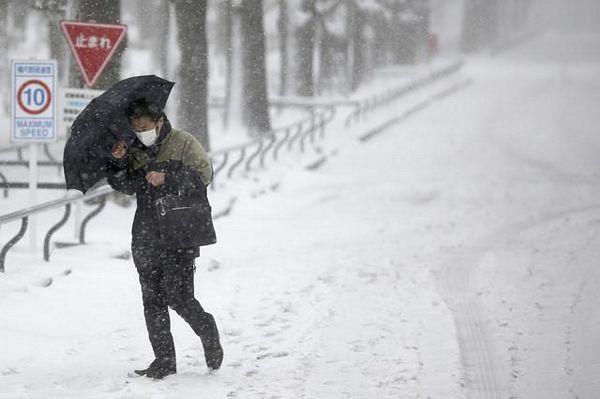 U Tokiju 27 centimetara snijega
