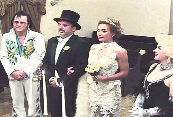 Toni Cetinski sa trećom ženom napravio čak tri svadbe!
