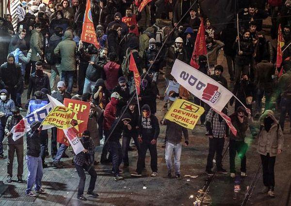Turska: Protesti zbog kontrole interneta