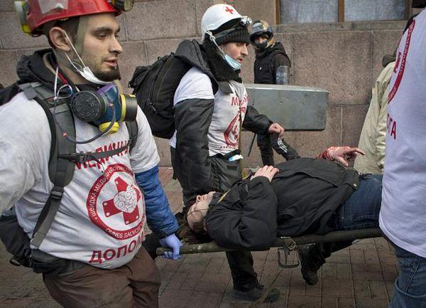 Kijev: Najmanje 75 poginulih,  rezolucija o obustavi nasilja