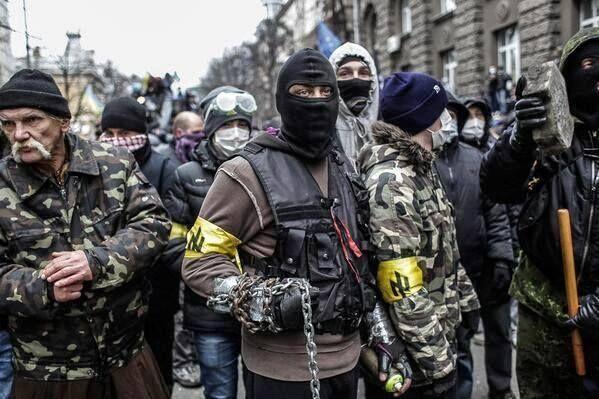 Analiza: Ukrajinski ekstremisti su jači od američkih marioneta
