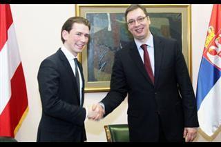 Vučić i Kurc: Srbija kao Austrija