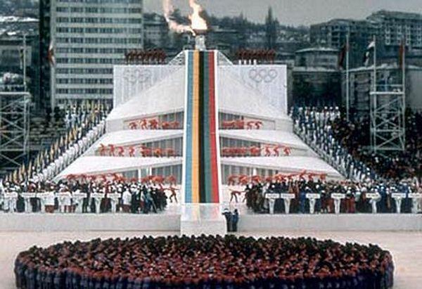 Sjećanje na ZOI u Sarajevu