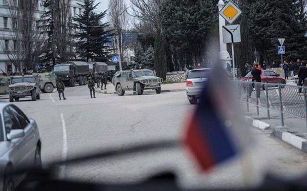 Rusi zauzeli bazu u Sevastoplju