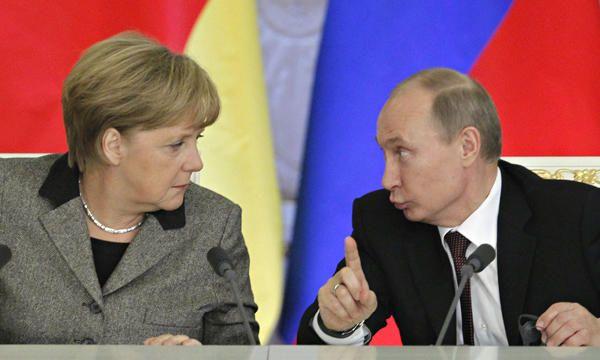 Putin i Merkelova konačno saglasni