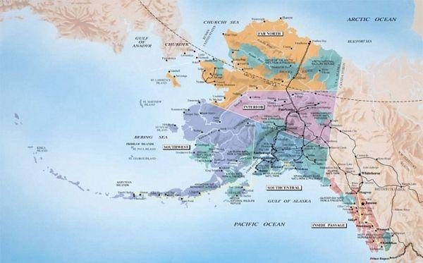 Peticija za pripajanje Aljaske Rusiji
