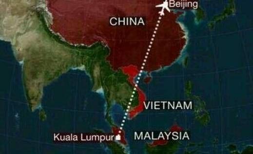 Malezija: Nestao avion sa 239 putnika i članova posade