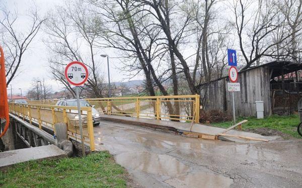 Sanacija mosta kod Incela