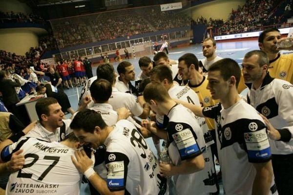 SEHA: Partizan porazom završio ligu