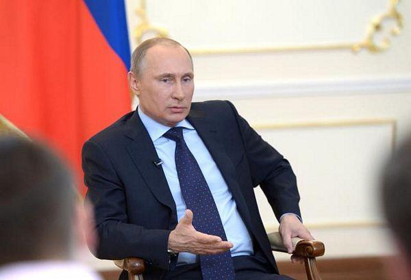 Putin: Ako može Kosovo, može i Krim