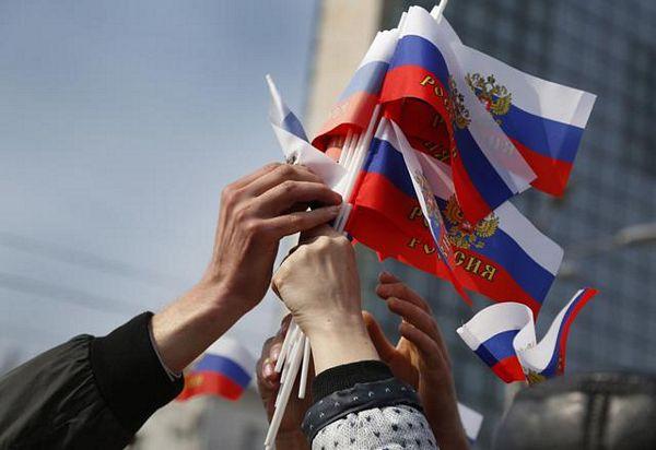 Ruske zastave na objektima ukrajinske vojske