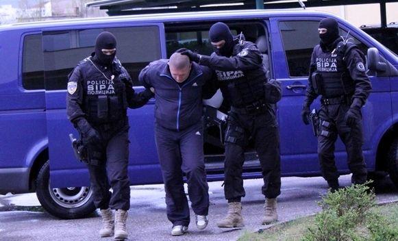 """Akcija """"Kazanova"""": Uhapšeno devet narkodilera"""