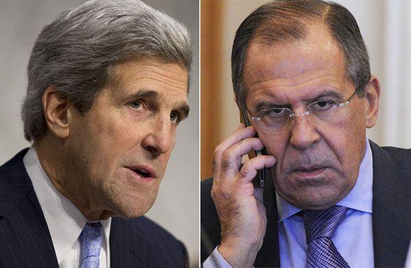 Keri i Lavrov u Parizu o Ukrajini
