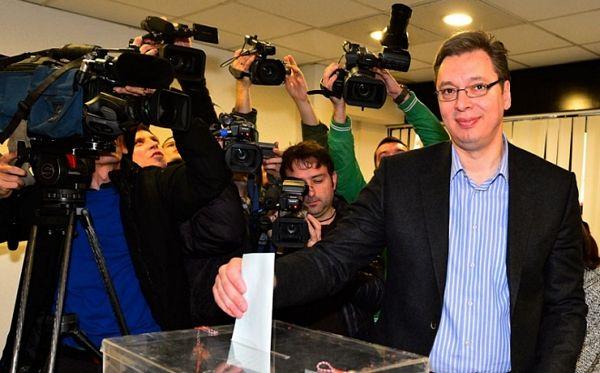 Srbija: Zatvorena birališta, 50,3% u 19 časova