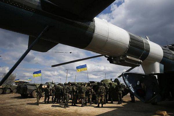 Ukrajina: Akcija u toku, ima mrtvih