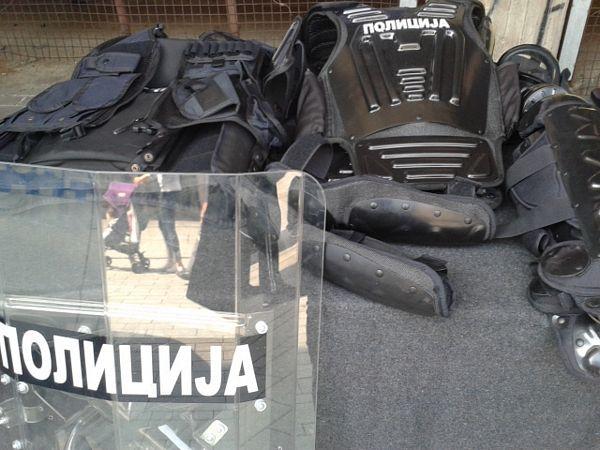Policija pokazala građanima šta ima i šta umije (FOTO)
