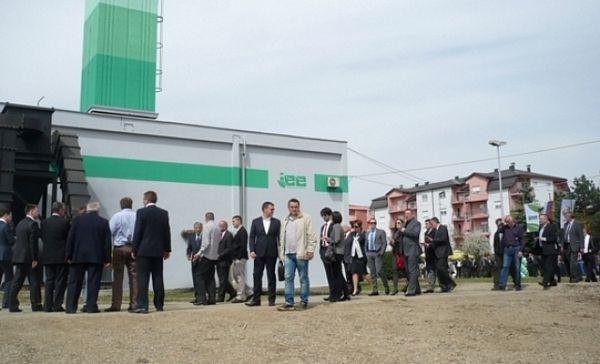 Gradiška: Otvorena Toplana koja radi na biomasu