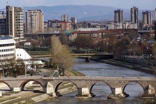 Makedonija bira predsjednika