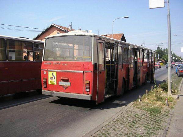 Banjaluka: Od 113 autobusa samo 21 ispravan